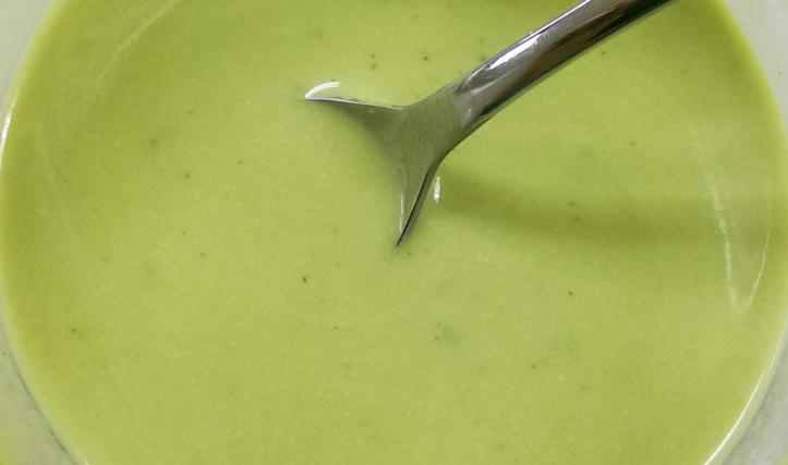 Creme of Asparagus Soup