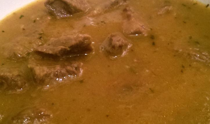 Brown Windsor Soup