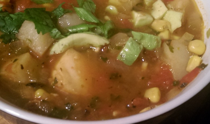 Mexican-Style Cod Stew
