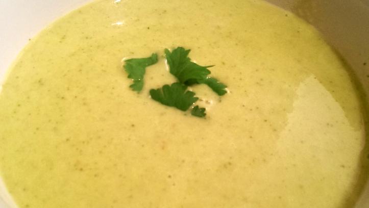 Cream of Jalapeño Soup